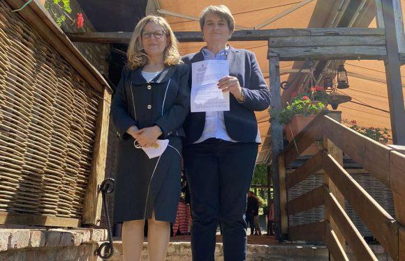 """Sufinanciranje projekta """"Izgradnja javne rasvjete u naselju Čajkovci – Faza 2"""""""